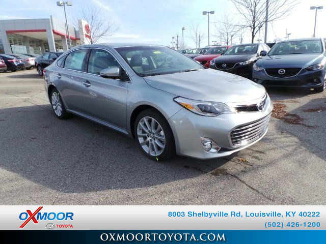 New 2015 Toyota Avalon Limited