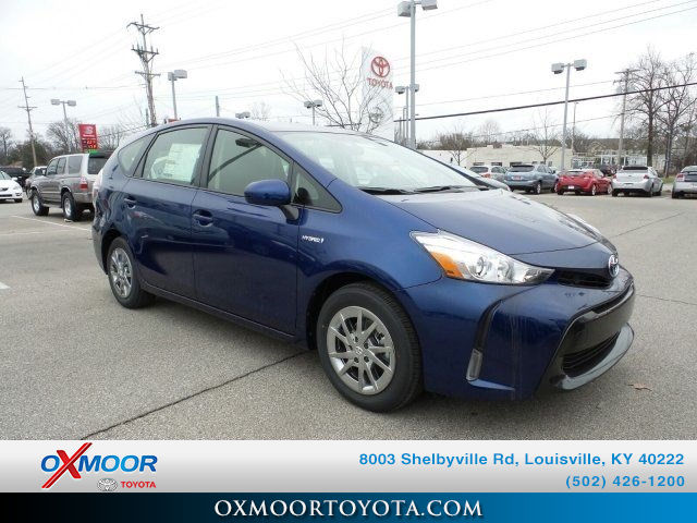 New 2015 Toyota Prius v Three