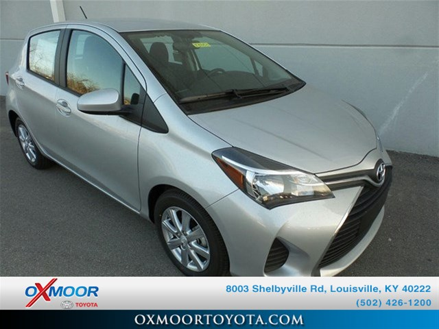 New 2015 Toyota Yaris LE