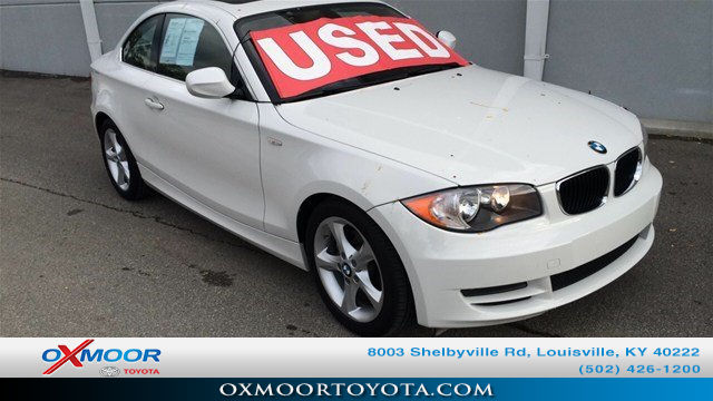 Pre-Owned 2011 BMW 128i i